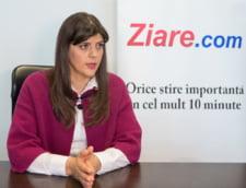 Exclusiv Laura Codruta Kovesi, primul interviu de procuror sef european: Nu a fost niciun moment in care sa spun ca am pierdut cursa Interviu video