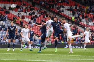 Executia anului! Cehul Schick a marcat un gol absolut incredibil la EURO 2020, direct de la centrul terenului VIDEO