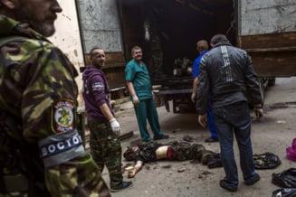 Executii sumare si alte atrocitati in Ucraina - Raport Amnesty International
