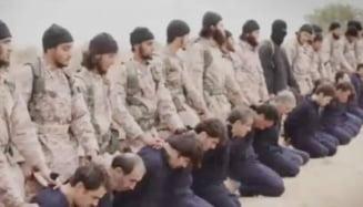 Executiile Statului Islamic: Peste 4.000 de oameni ucisi in mai putin de doi ani - Frati executati de frati si copii pusi sa ucida