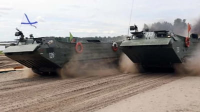 Exercițiu militar de amploare al armatei ruse la granița cu Norvegia și Finlanda