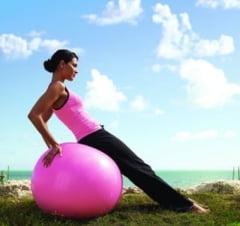Exercitii impotriva durerii de spate (Galerie foto)