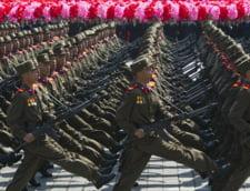 Exercitii militare de amploare in Coreea de Nord
