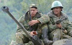 Exercitii militare ruse in Transnistria