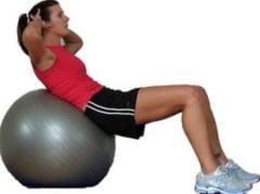 Exercitii rapide pentru un abdomen de piatra (Galerie foto)