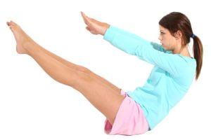 Exercitii simple pe care le poti face acasa
