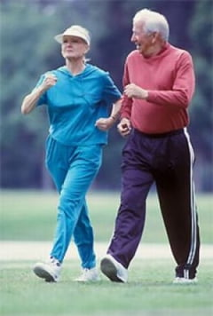 Exercitii simple pentru femei trecute de prima tinerete