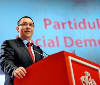 Exercitiu de putere - Ponta a sesizat Avocatul Poporului. Care e miza?