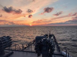 Exercitiu militar american in Marea Neagra, anulat dupa tensiunile dintre Rusia si Ucraina