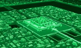 Existenta vechiului oras Mahendraparvata sub jungla cambodgiana a fost confirmata
