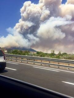 Expert in mafia italiana: Incendiile de pe Vezuviu au fost provocate de mafioti intr-un mod barbar