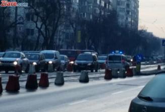 Expert trafic: Daca nu se schimba nimic, Bucurestiul se blocheaza in doi ani