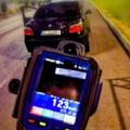 """Explicația unui șofer de BMW, prins cu 123 km/h în localitate: """"Doar ce am ieșit din spălătorie și voiam să o usuc"""""""