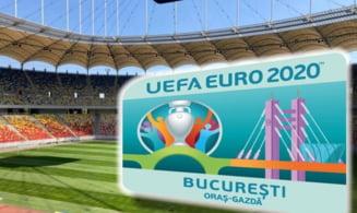 Explicatia FRF dupa ce Hagi, Popescu si Dorinel Munteanu au fost umiliti la meciul Austria - Macedonia de Nord