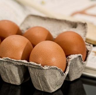 Explicatiile lui Daea: De ce s-au scumpit ouale chiar si cu 50% in ultimele zile