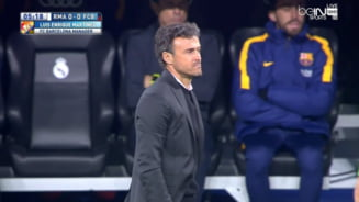 Explicatiile lui Luis Enrique, dupa esecul cu Real Madrid, pe teren propriu, in El Clasico