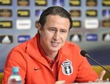 Explicatiile lui Reghecampf dupa Steaua - FC Brasov