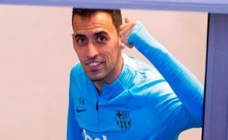 Explicatiile lui Sergio Busquets dupa eliminarea Barcelonei din Liga Campionilor