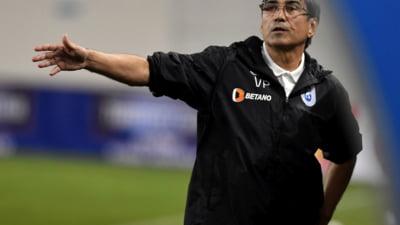 Explicatiile lui Victor Piturca dupa al treilea meci la rand fara victorie pentru CSU Craiova