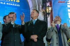 """Explozie de bucurie in curtea PNL: Liberalii au scandat """"La revedere, PSD!"""" (Video)"""