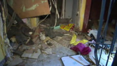 Explozie in Bistrita: Tanarul considerat responsabil a murit la spital