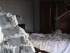 Explozie in Dambovita: trei raniti