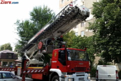 Explozie intr-un bloc din Botosani: Un barbat a murit, alte sapte persoane au ajuns la spital