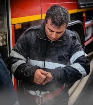 Explozie intr-un bloc din Constanta. O femeie cu arsuri a ajuns la spital
