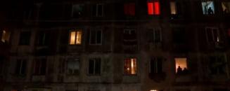 Explozie intr-un bloc din Galati: Un copil a murit, structura de rezistenta a fost afectata