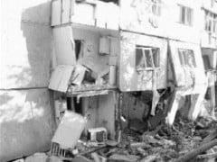Explozie intr-un bloc din Iasi
