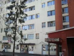 Explozie intr-un bloc din Petrila