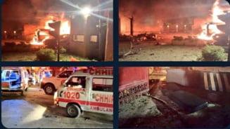 Explozie intr-un hotel din Pakistan. Cel putin patru persoane au murit si 12 au fost ranite VIDEO