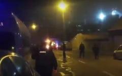 Explozie la o moara din Brasov: O persoana a murit, 5 raman internate - UPDATE (Video)