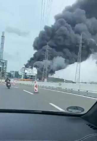 Explozie puternică la o uzină chimică din Germania. Mai mulți angajați, grav răniți, iar cinci persoane sunt date dispărute UPDATE VIDEO