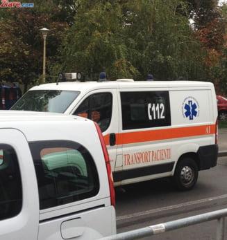 Explozie puternica in Bucuresti: Mai multe persoane au fost evacuate. Exista si victime (Foto)