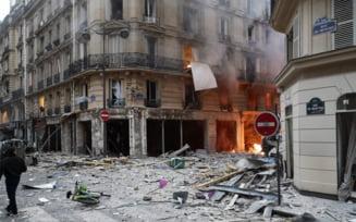 Explozie soldata cu morti si zeci de raniti in centrul Parisului UPDATE