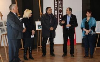 """Expozitia """"Centenarul Marii Uniri in Oltenia"""", vernisaj la Palatul Culturii """"Teodor Costescu"""""""