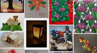 Expozitia anuala, Caruselul cu arta, editia a 5-a poate fi vizitata in cadrul Universitatii Transilvania