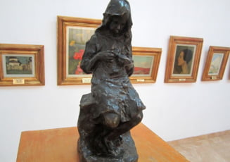 """Expozitie a """"Grupului celor patru"""", la muzeul barladean"""