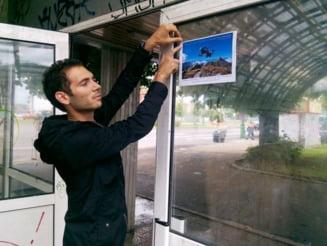 Expozitie comuna de pictura si fotografie, la galeria Europe
