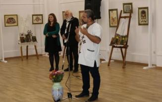 """Expozitie de arta sacra la Palatul Culturii """"Teodor Costescu"""""""