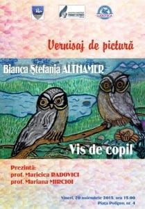 Expozitie de desen la Biblioteca Judeteana