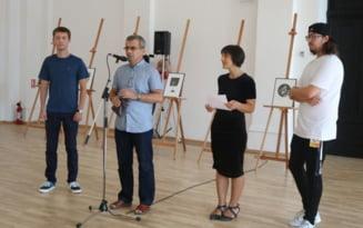 """Expozitie de grafica la Palatul Culturii """"Teodor Costescu"""""""