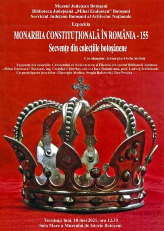 Expozitie de numismatica si filatelie gazduita de Muzeul de Istorie Botosani