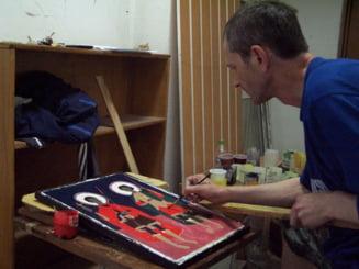 Expozitie de pictura la Galeria Artis din Slatina