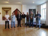 Expozitie de tapiserie la Muzeul de Istorie Valcea