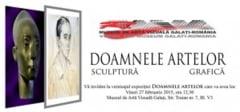 """Expozitie la Muzeul de Arta Vizuala - """"Doamnele artelor"""""""