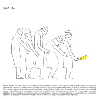 """Expozitie satirica despre jocul piramidal Caritas, oprita de Primaria Cluj-Napoca. """"Unele subiecte sunt inca incomode"""""""
