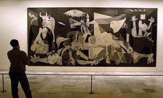 Expozitie unica Picasso, in premiera mondiala in Romania