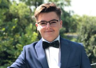 Extraordinara poveste a unui elev de la Colegiul Ion Luca Caragiale din Ploiesti care a fost admis la Universitatea Harvard
